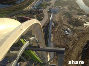 worlds tallest water slide in Kansas City