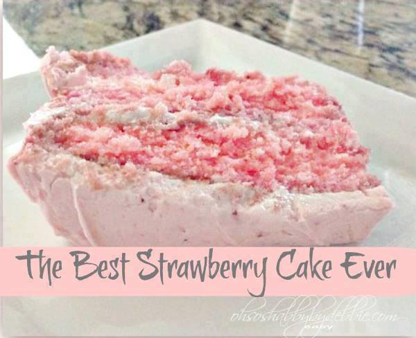 The- Best-Strawberry- Cake- Ever